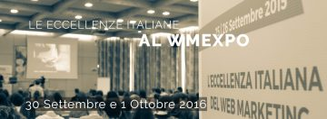 Web Marketing Expo: l'eccelenza italiana del Web Marketing